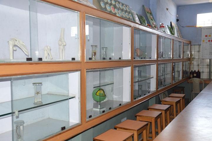 Oriental Public School-Laboratory biology