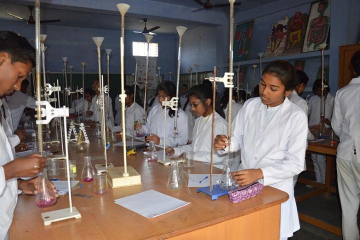 Oriental Public School-Laboratory chemistry