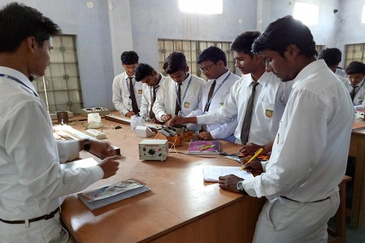 Oriental Public School-Laboratory physics