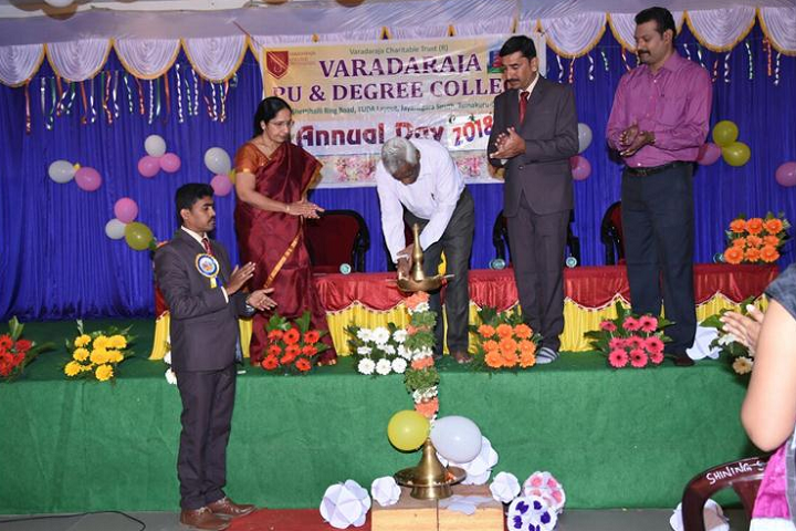 Varadaraja Pre University College-Annual Day
