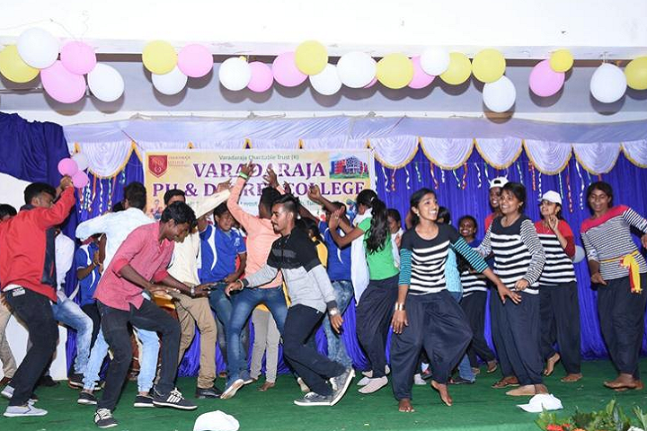 Varadaraja Pre University College-Events