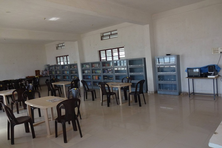 Varadaraja Pre University College-Library