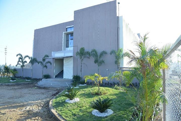 Malnad Pre University College-Campus-View