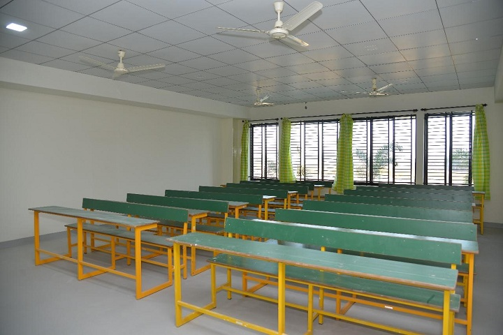 Malnad Pre University College-Classroom