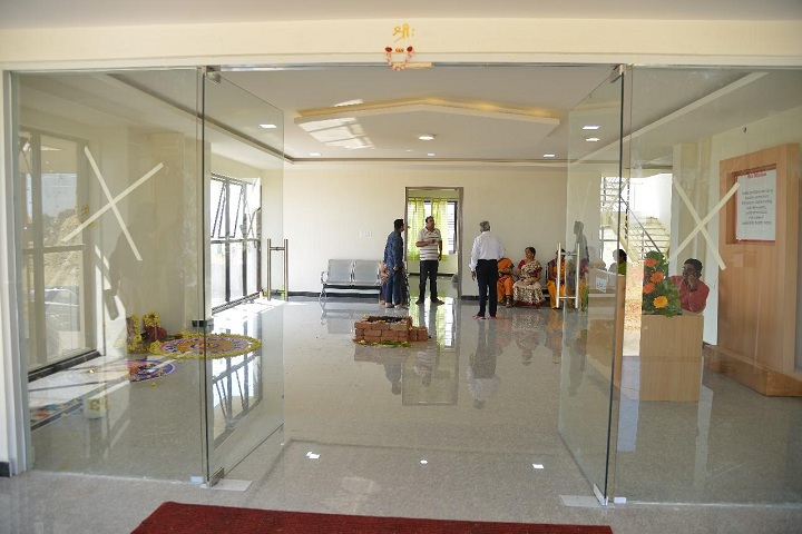 Malnad Pre University College-Reception
