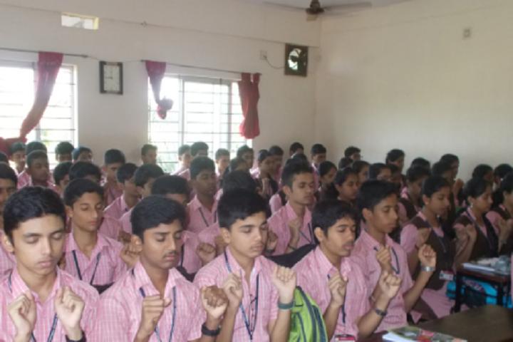 Ambika Pre University College-Classroom View