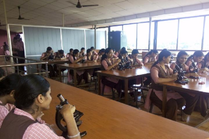 Ambika Pre University College-Laboratory View