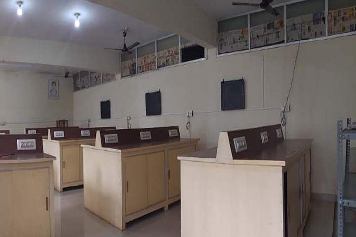 Ambika Pre University College-Physics Laboratory