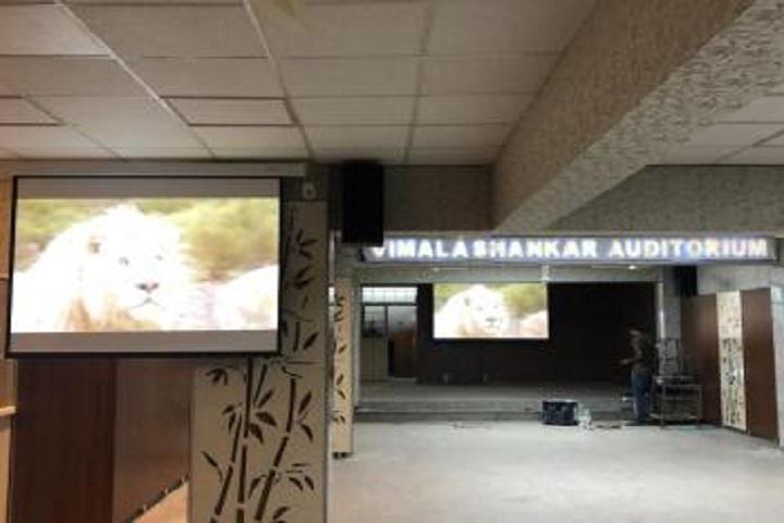 Chamarajpet Independent Pre University College-Auditorium