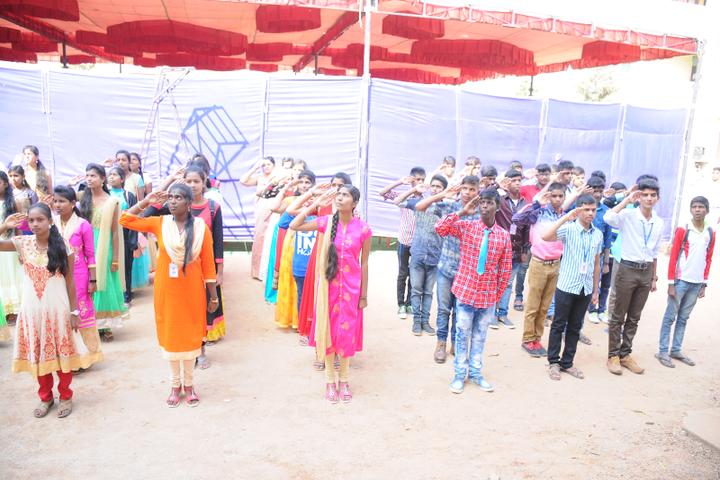 Arya Vidya Shala Pre-University College-Republic Day