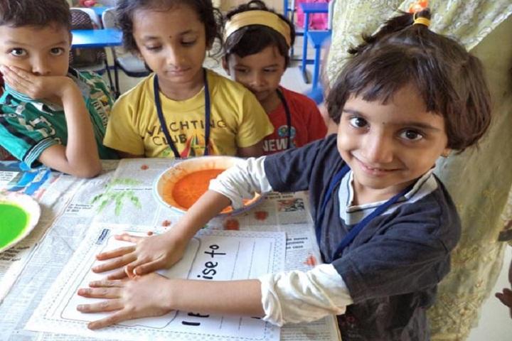 Podar International School-Activities