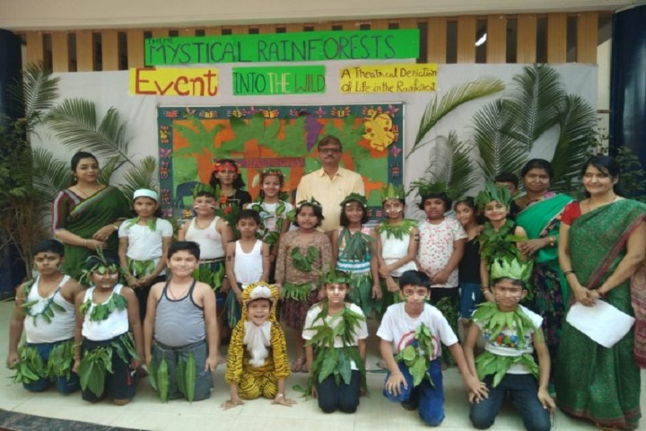Podar International School-Cultural Activities