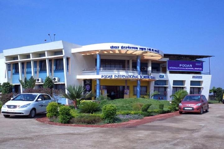 Podar International School-School View