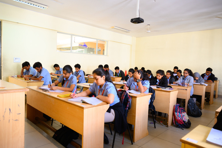 Presidency Pre-University College-Classroom