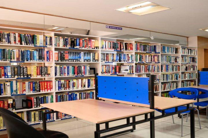 Presidency Pre-University College-Library