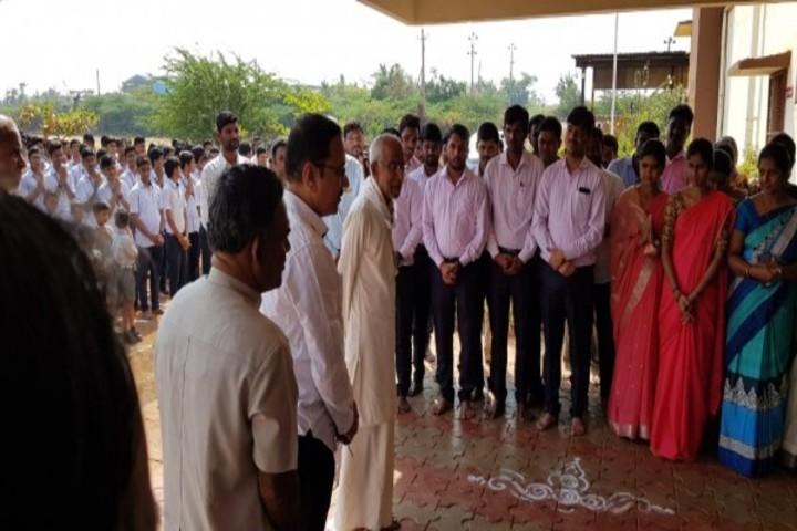 Vagdevi Pre-University Science College-Assembly