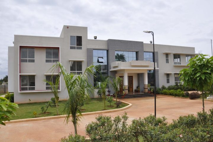 Navkis Residential Pre-University College for Girls-College Building