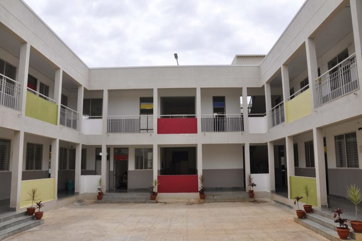 Navkis Residential Pre-University College for Girls-College View