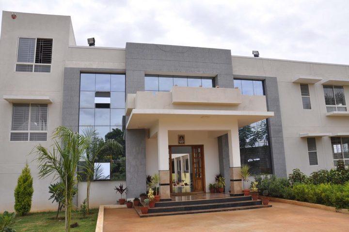 Navkis Residential Pre-University College for Girls-Entrance