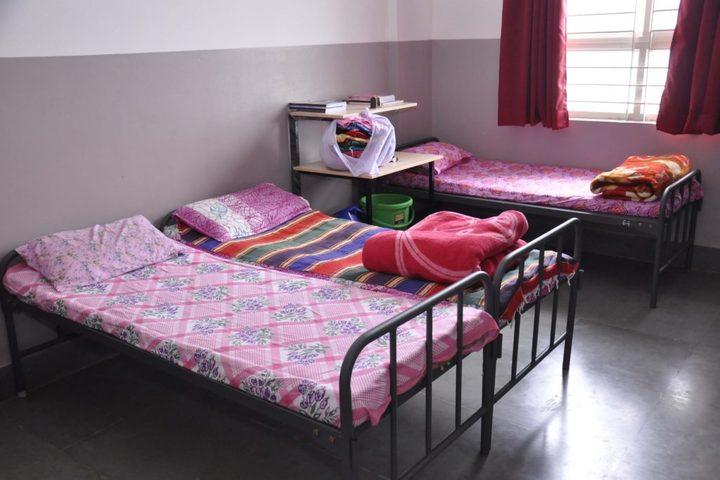 Navkis Residential Pre-University College for Girls-Hostel