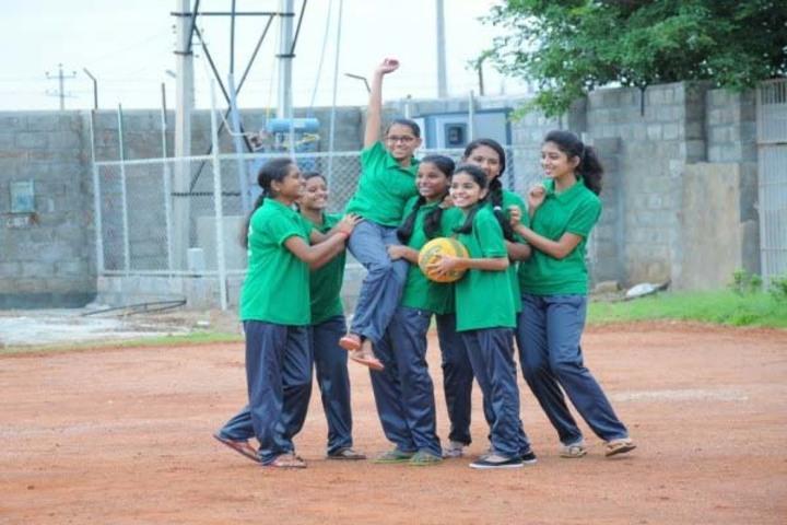 Navkis Residential Pre-University College for Girls-Sports