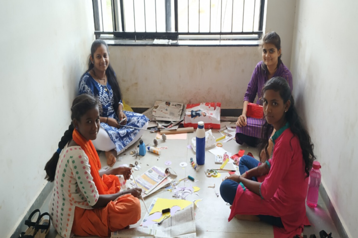 Vijaya Chetana Pre-University College-Art and Craft