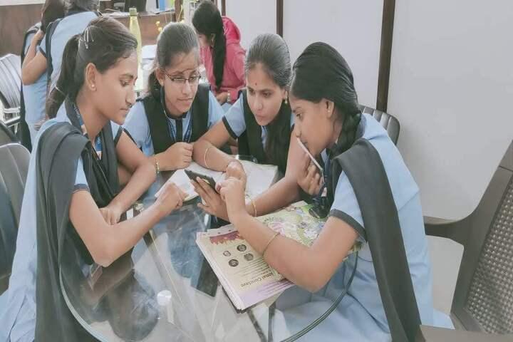 Vijaya Chetana Pre-University College-Library