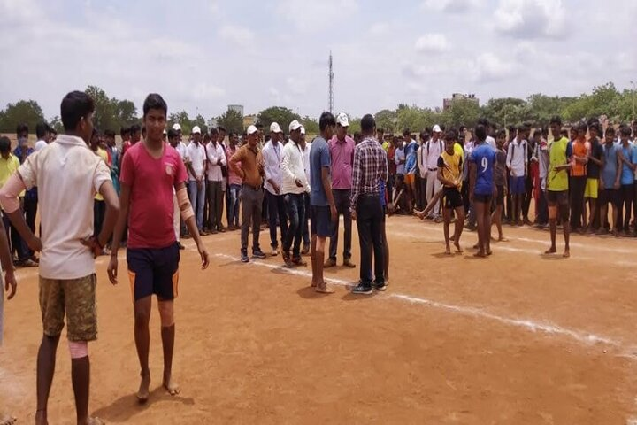 Vijaya Chetana Pre-University College-Sport