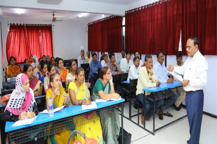 Vijaya Chetana Pre-University College-Staff