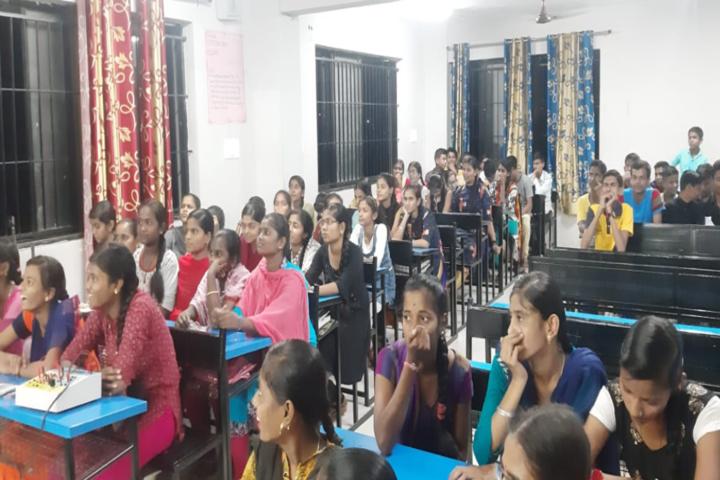 Vijaya Chetana Pre-University College-Students