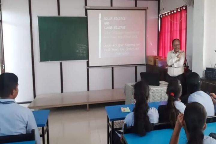 Vijaya Chetana Pre-University College-Workshop