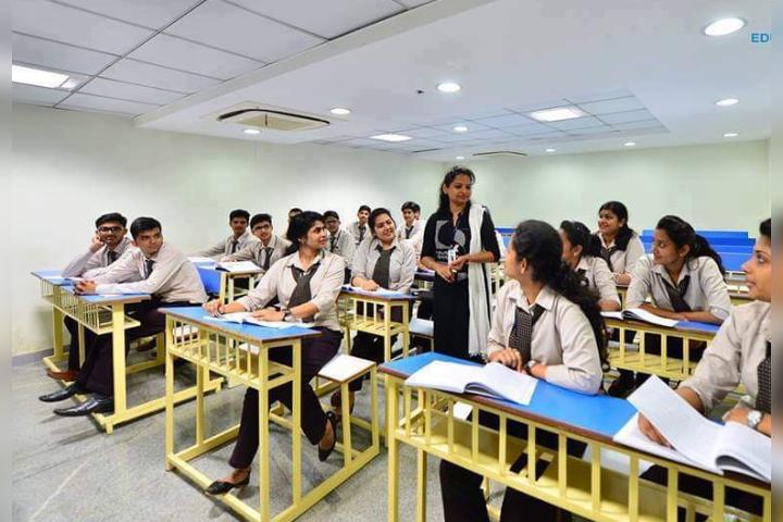 Sri Aurobindo Mahesh Pre-University College-Classroom Details