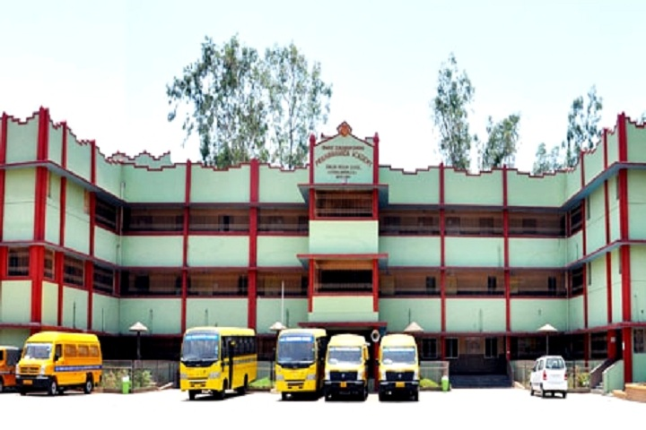Pranvananda Academy-School Campus