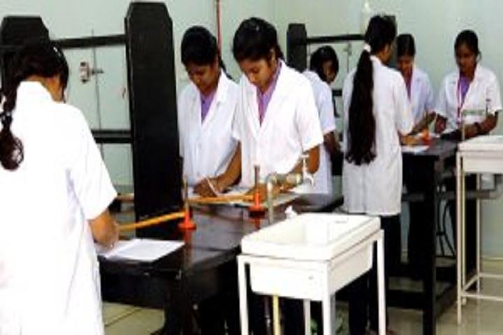 Vivekananda Pre University College for Women-Chemistry Laboratory