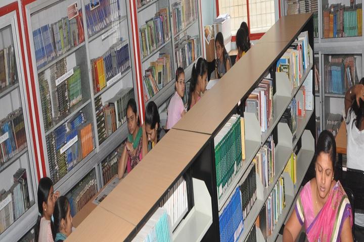Vivekananda Pre University College for Women-Library