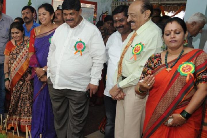 Vivekananda Pre University College for Women-Annual Day
