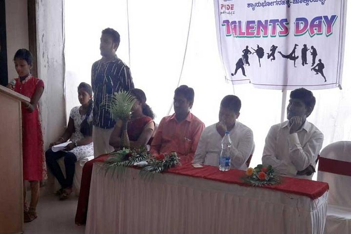 Pride Pre University College-Talents Day