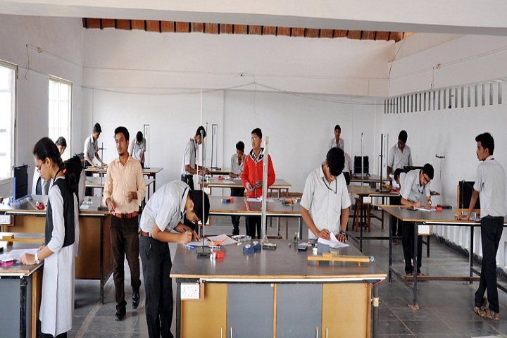 Tungal Independent Pre University Science College-Chemistry Laboratory