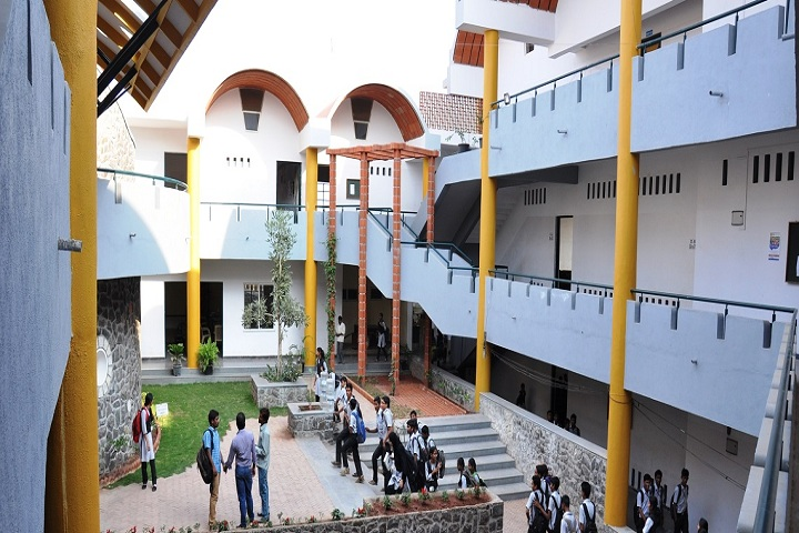 Tungal Independent Pre University Science College-College Building