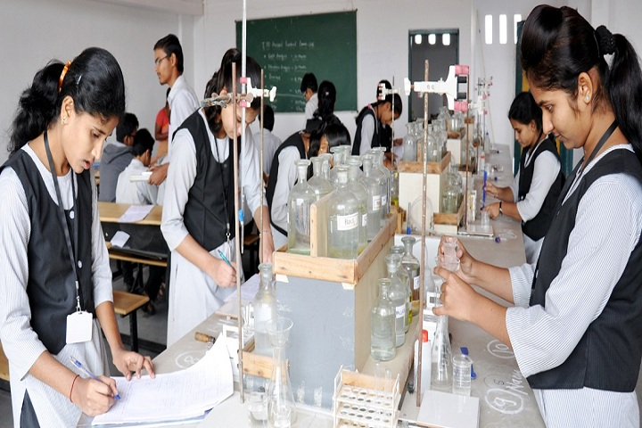 Tungal Independent Pre University Science College-Laboratory