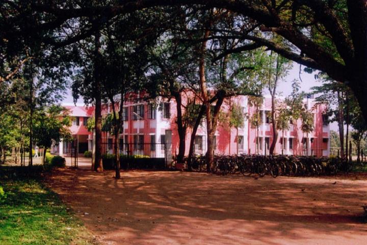 Jagadguru Sri Shivarathreeshwara Pre University College for Girls-Campus-View