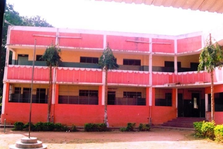 Jagadguru Sri Shivarathreeshwara Pre University College for Girls-College Building