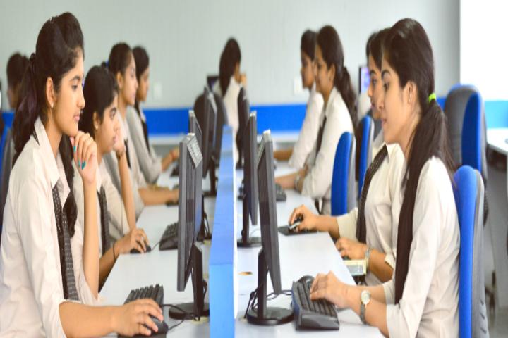 Mahesh Pre-University College-Computer Lab