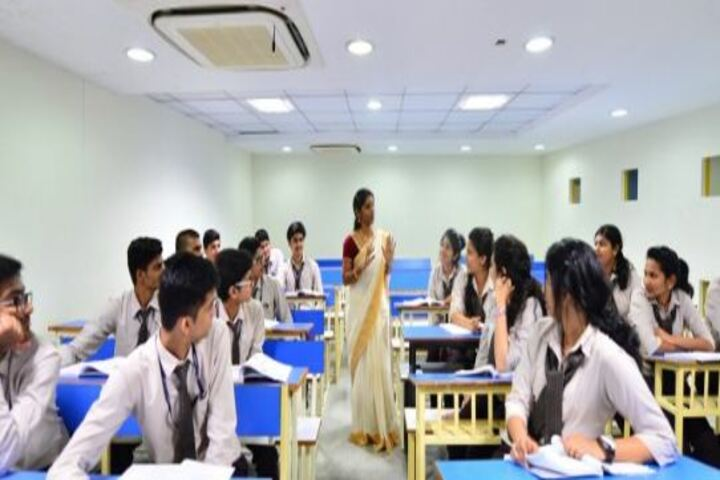 Mahesh Pre-University College-Classroom