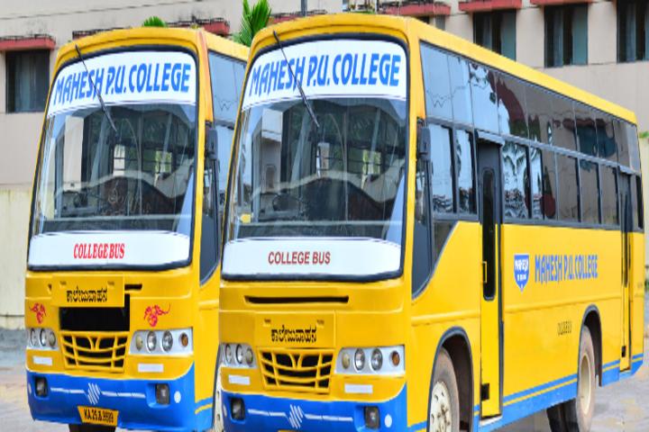 Mahesh Pre-University College-Transportation