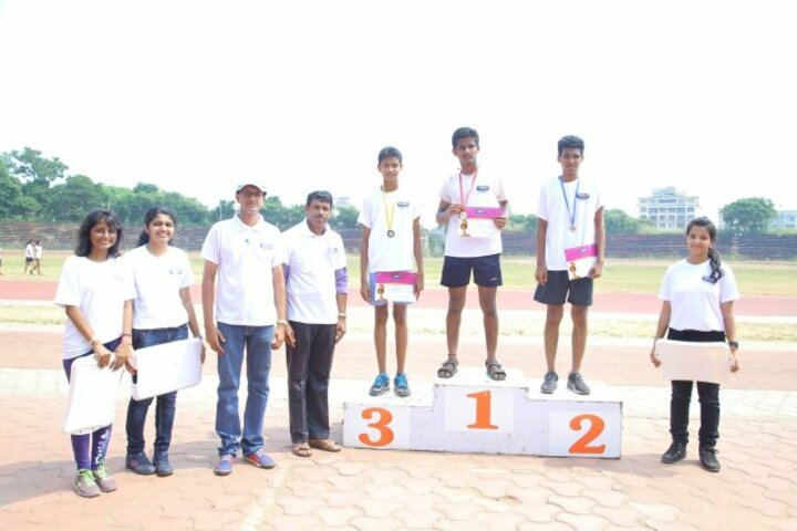 Mahesh Pre-University College-Winners