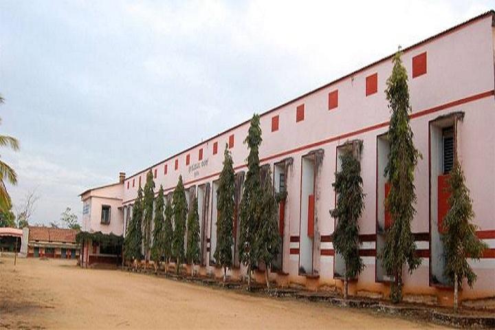 Sri Jagadguru Chandrashekhara Bharathi Memorial Pre University College-Campus-View