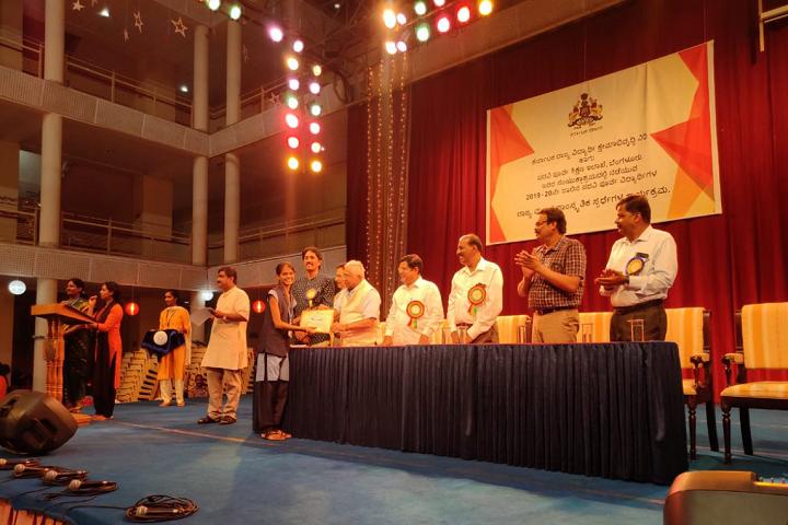 Sri Jagadguru Chandrashekhara Bharathi Memorial Pre University College-Certificate