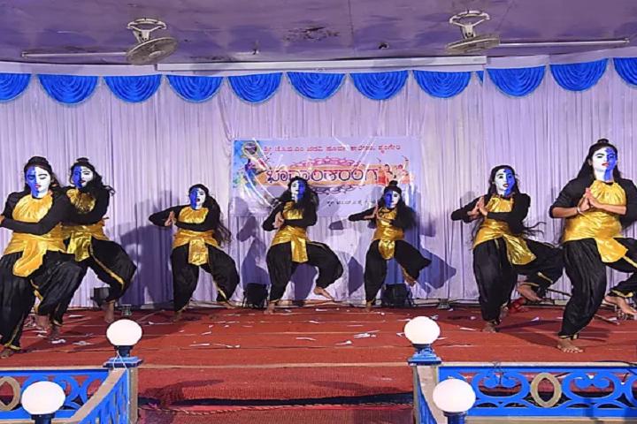 Sri Jagadguru Chandrashekhara Bharathi Memorial Pre University College-Events