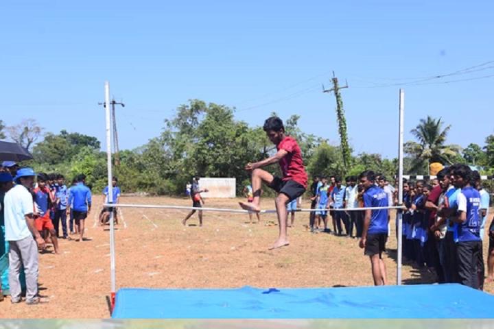 Sri Jagadguru Chandrashekhara Bharathi Memorial Pre University College-Jump